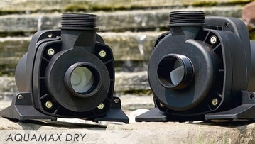 oase aquamax dry die pumpe speziell f r die. Black Bedroom Furniture Sets. Home Design Ideas