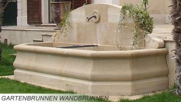 Wandbrunnen f r garten revisage - Garten wandbrunnen ...