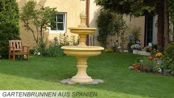 Gartenbrunnen Aus Spanien