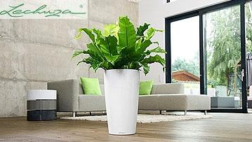 lechuza pflanzgefaesse von hinger home design revisage. Black Bedroom Furniture Sets. Home Design Ideas