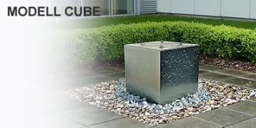 edelstahlbrunnen gartenbrunnen aus edelstahl für ein modernes, Garten und Bauen