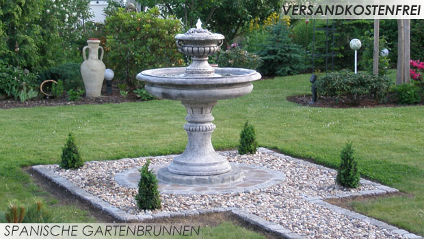 gartenbrunnen garten einebinsenweisheit. Black Bedroom Furniture Sets. Home Design Ideas