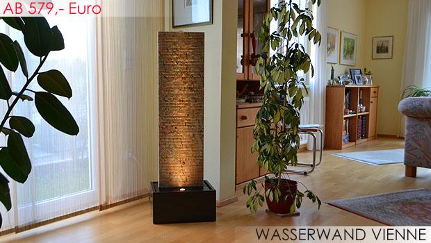 Gartenbrunnen im online shop und in m dling kaufen revisage - Moderne zimmerbrunnen ...