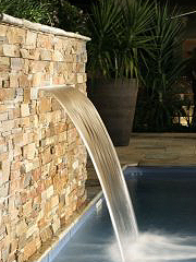 edelstahl wasserfall selber bauen – rekem, Garten und Bauen