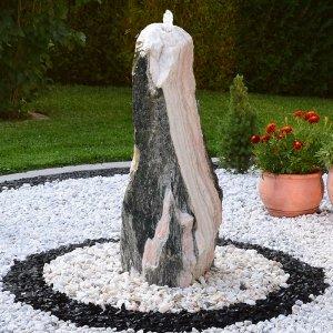 gartenbrunnen quellstein set s lker marmor 80 revisage. Black Bedroom Furniture Sets. Home Design Ideas