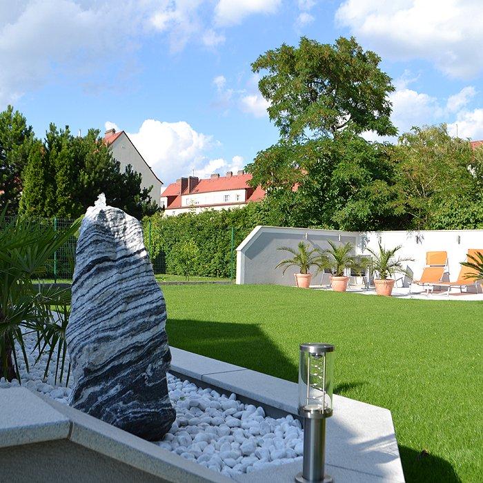 gartenbrunnen quellstein set wachauer 100 revisage. Black Bedroom Furniture Sets. Home Design Ideas