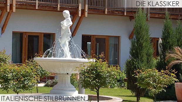 edelstahl gartenbrunnen und granitbrunnen online shop. Black Bedroom Furniture Sets. Home Design Ideas