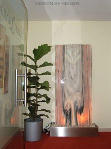 Water Wall Fortuna Onyx